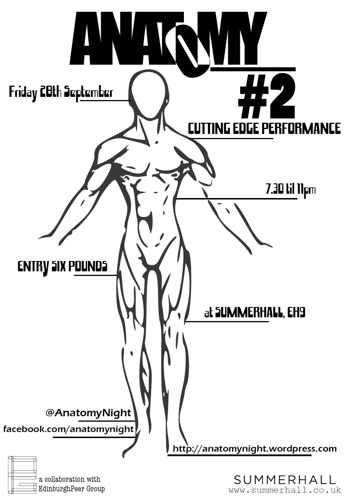ANATOMY #2: 28th September – Anatomy