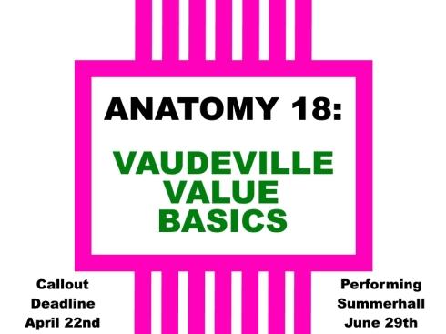 Vaudeville Value